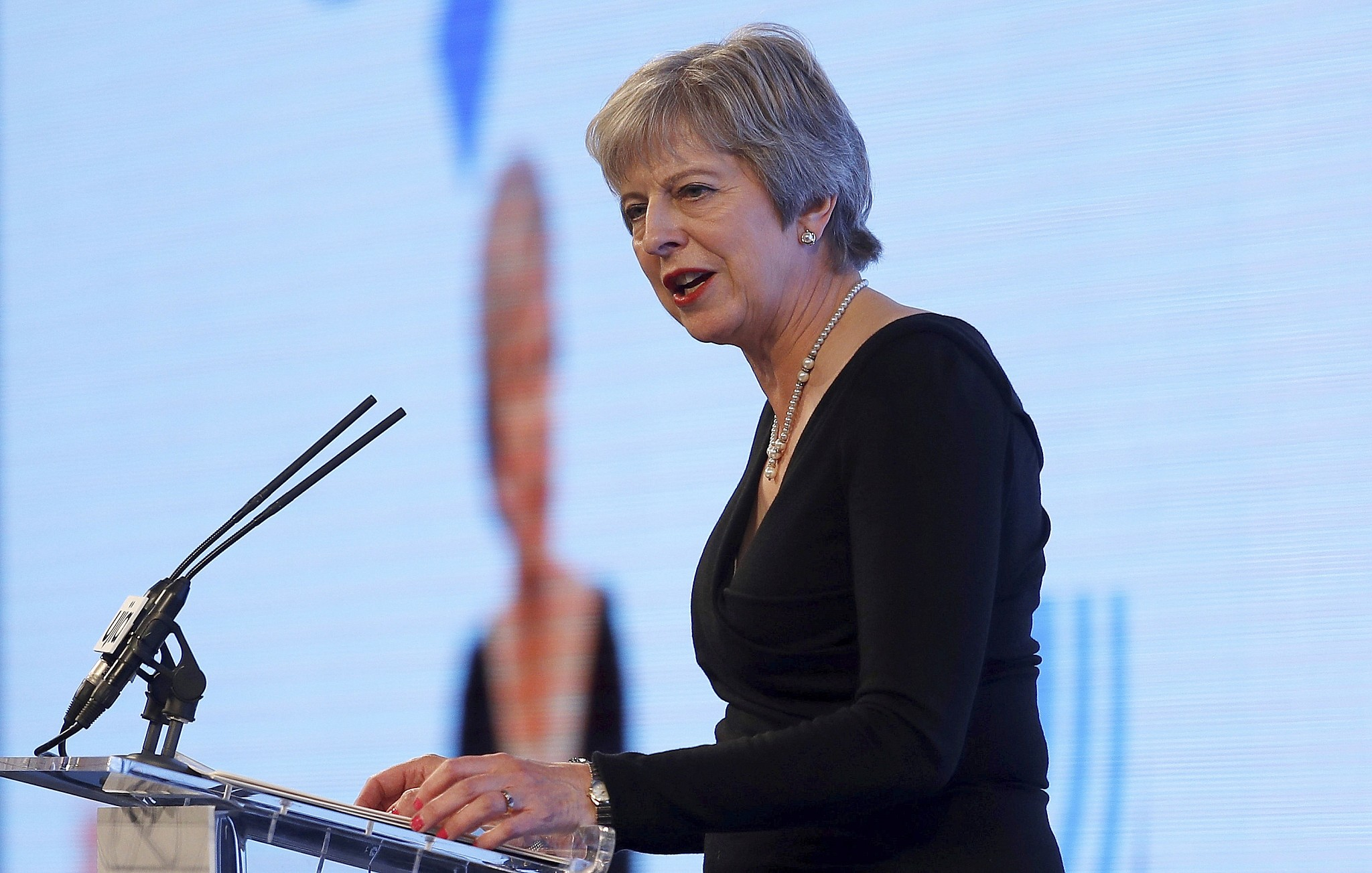 Theresa May Stands with Israel: Warns No Excuse for Anti-Semitism or Boycotts