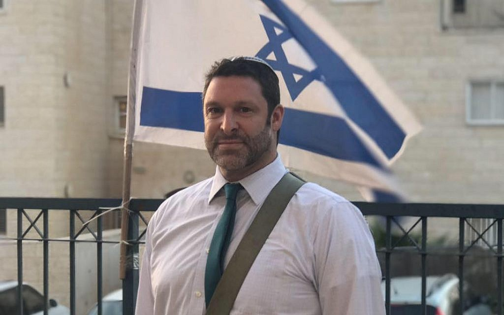 Minister seeks posthumous Medal of Valor for terror victim Ari Fuld