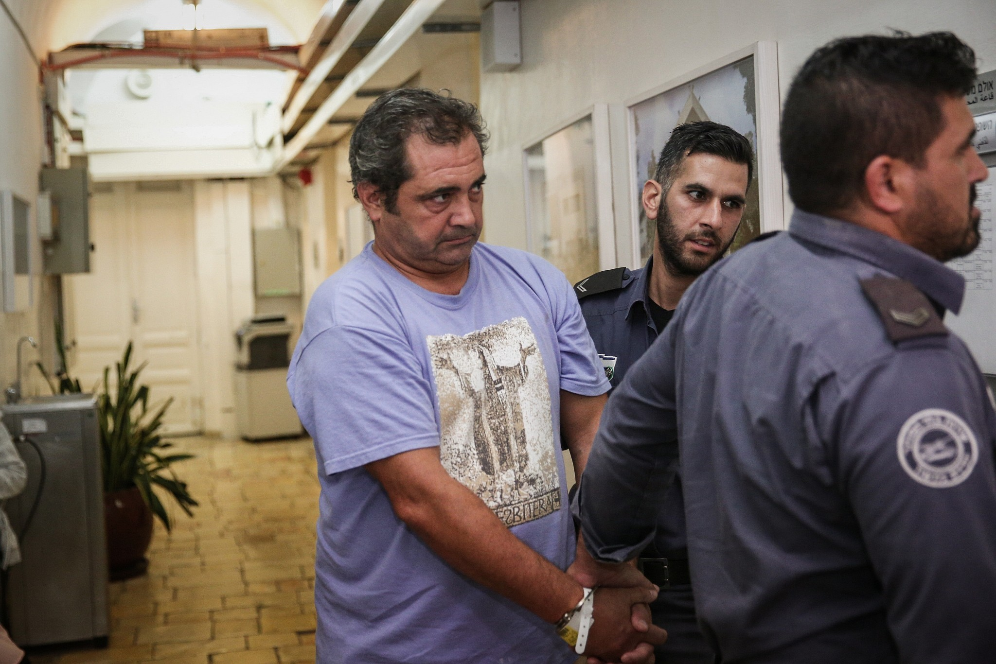 Spanish Suspect In Jerusalem Hit And Run Was Deported In 2011 The
