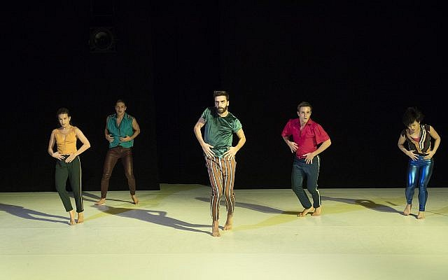 Yuval Pick, a choreographer who is coming to Dance France 2018 with his dancers to perform 'Acta est fabula' (Courtesy Yuval Pick)