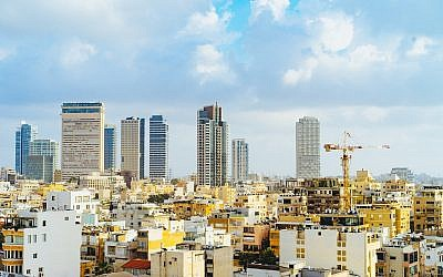 Tel Aviv, one of the most desirable areas in Israel