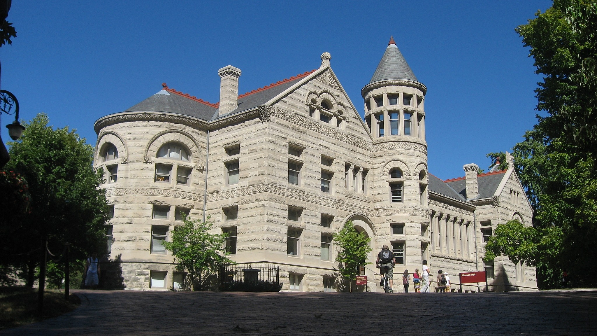 Maxwell Hall: For Students: Arts & Humanities: Indiana