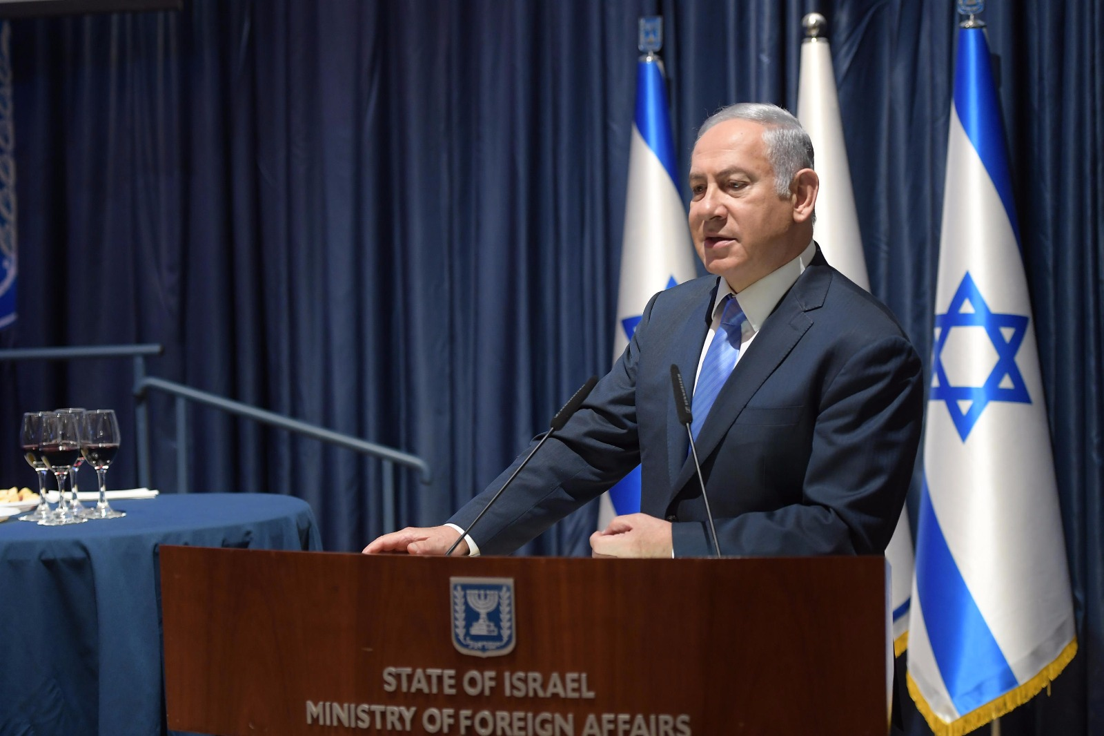 Netanyahu comments on latest Israeli airstrikes on Syria