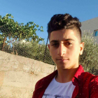 17-year-old Khalil Jabarin, who fatally stabbed Israeli Ari Fuld in a West Bank terror attack on September 16, 2018 (Screenshot/Twitter)