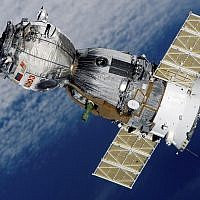 An illustrative photo of a Russian satellite. (Public Domain/Wikimedia Commons)