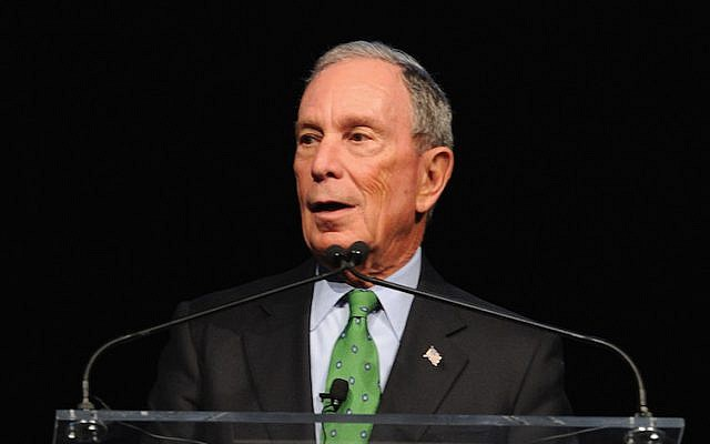 Bloomberg gives $20 million to Democrat-aligned group in bid to overturn Senate