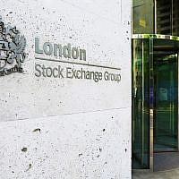 Illustrative image of the London Stock Exchange (Manakin; iStock by Getty Images)