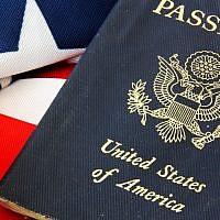 Illustrative: A US passport (vlana/iStock/Getty Images)