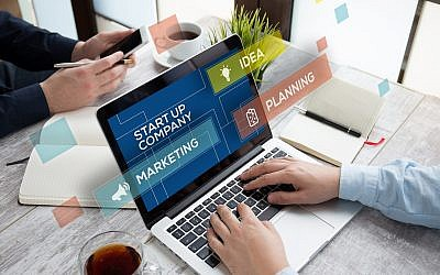 Illustrative image of a startup company concept (relif; iStock by Getty Images)