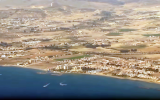 Illustrative: A view of the Cyprus coastline (YouTube screenshot)