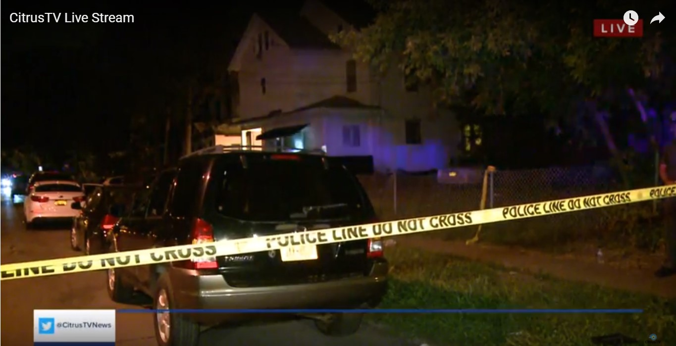 Shot, Including 8-Year-Old, at Syracuse, New York Home