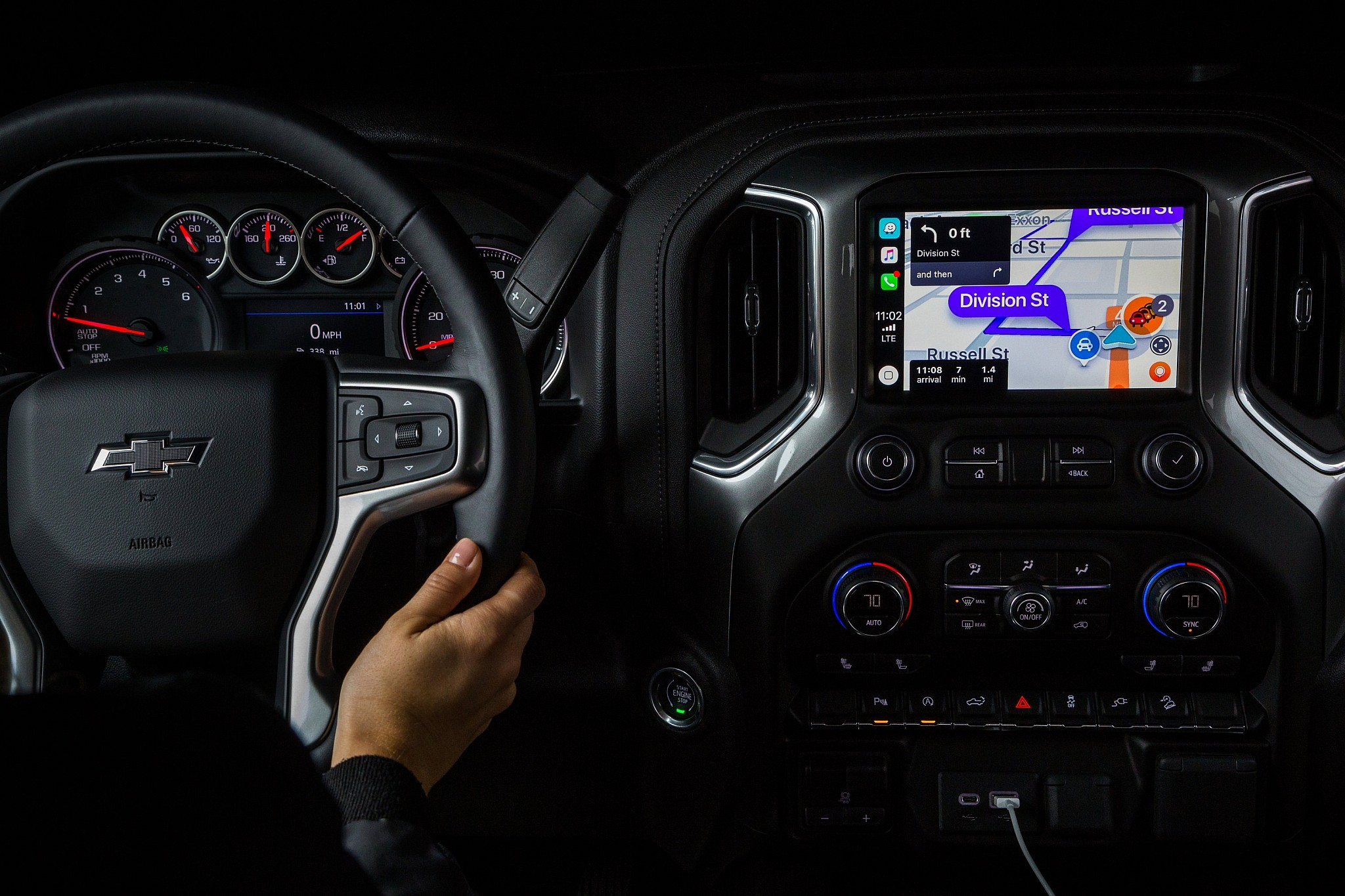 Waze App To Be Integrated Into Apple Carplay System The Times Of