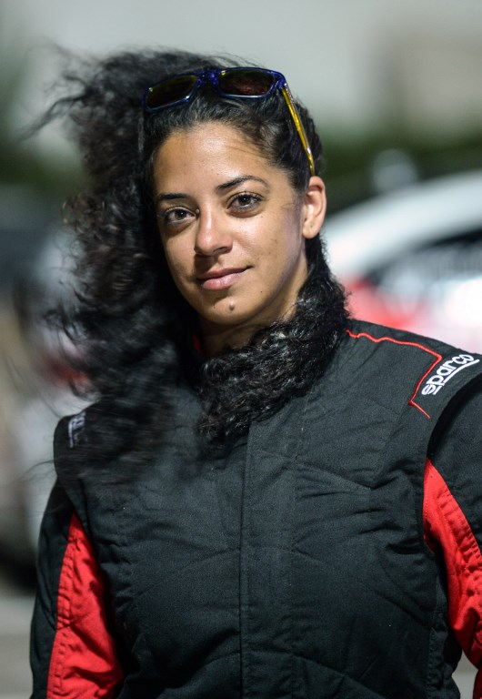 Palestinian champions 'drift' car racing for women | The