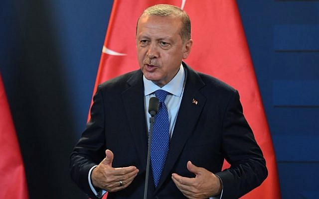 Erdogan asks Riyadh to 'prove' journalist left consulate