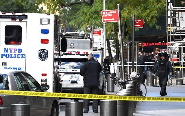 Mail-bomb suspect is a Trump supporter, Soros critic, with long