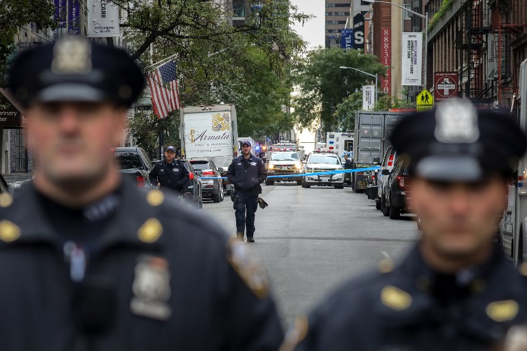 Suspicious package at address of Robert De Niro's restaurant investigated by NYPD