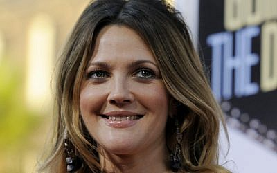 "In this Monday, Aug. 23, 2010, file photo, Drew Barrymore, a cast member in ""Going the Distance,"" arrives at the premiere of the film in Los Angeles. (AP/Chris Pizzello)"