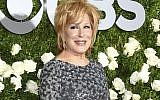 In this June 11, 2017 file photo, Bette Midler arrives at the Tony Awards in New York. (Photo by Evan Agostini/Invision/AP, File)