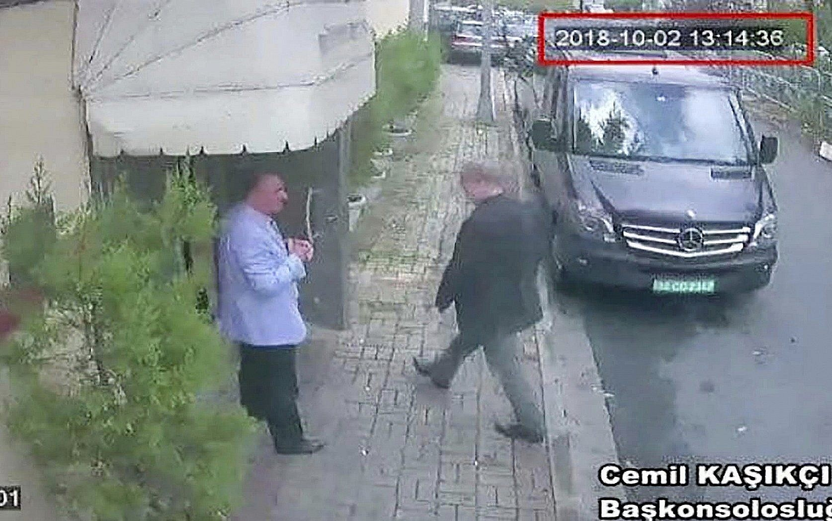 Saudi squad who came for Jamal Khashoggi included soldiers, royal guards