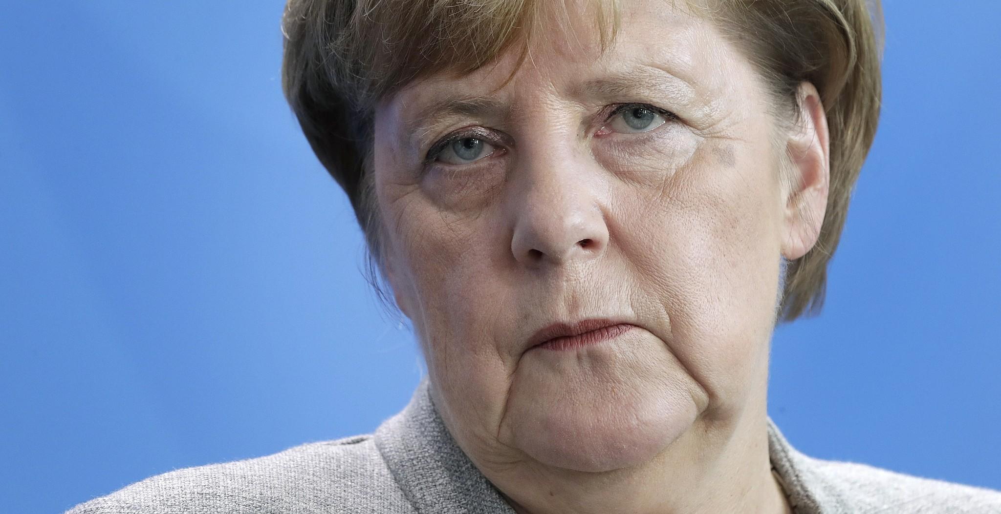 Merkel w porno w angela video.com W
