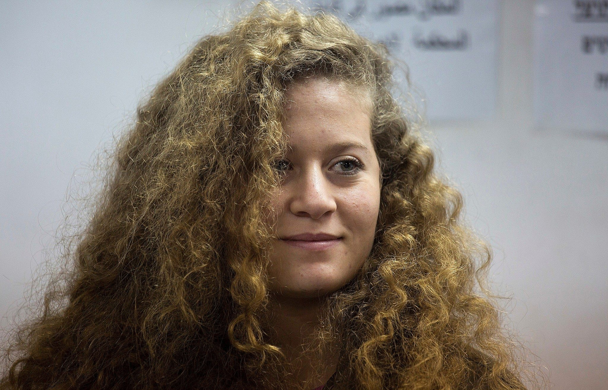 Palestinian protest icon goes from jail cell to VIP suite | The