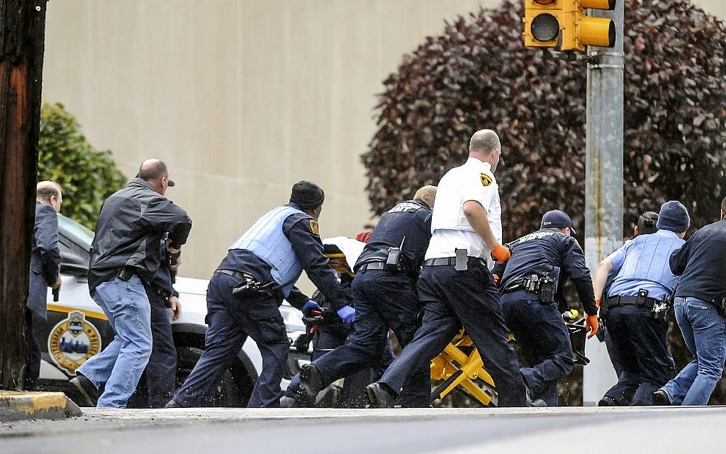 Synagogues are now conducting active shooter drills during services