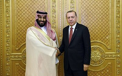 Khashoggi affair 'won't drive wedge' btwn Saudi, Turkey