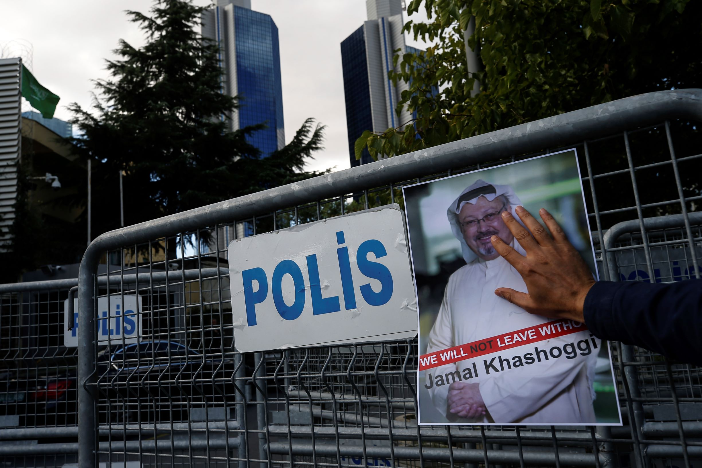 Protests Demand Justice For Jamal Khashoggi | Multimedia