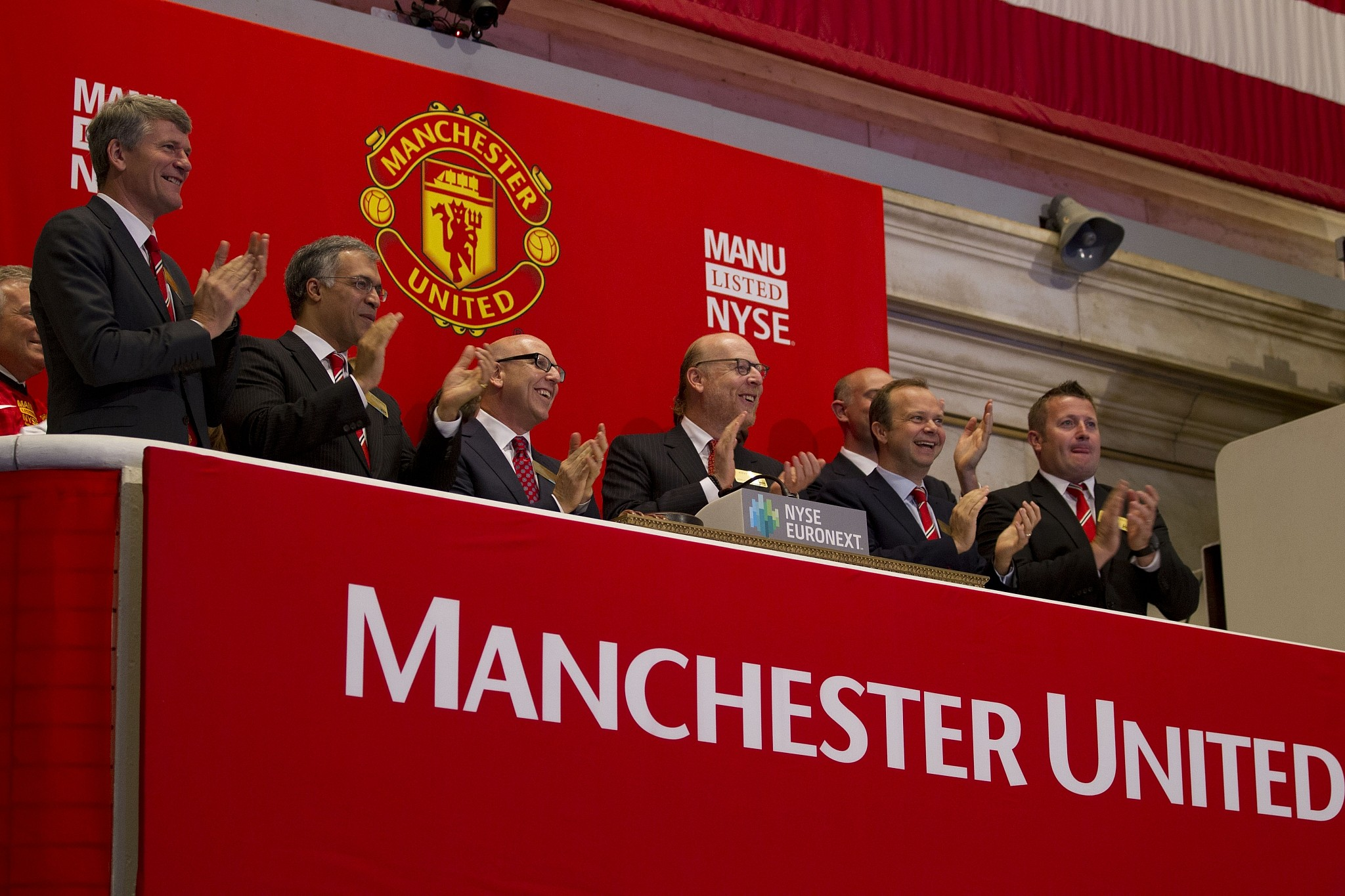 Manchester United Owner Pulls Out Of Saudi Confab Deflating Team Sale Rumors The Times Of Israel