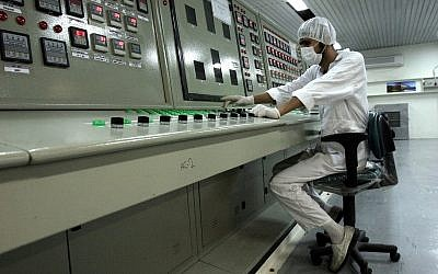 Nuclear chief says Iran exploring new process for uranium enrichment