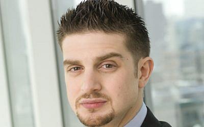 Alexander Soros, son of billionaire Holocaust survivor George Soros. (Wikimedia commons/Nathalie Schuller)