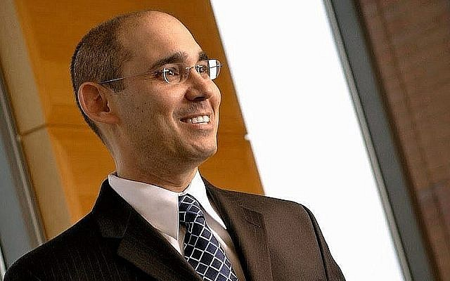 Finance professor Amir Yaron. (The Wharton School, University of Pennsylvania)