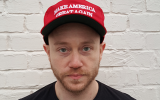 Andrew Anglin runs the anti-Semitic Daily Stormer website. (Wikimedia Commons via JTA)