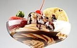 Illustrative photo of a chocolate ice cream sundae. (Wikipedia/TheCulinaryGeek/CC BY)