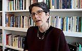 Rabbi Sharon Cohen Anisfeld (YouTube screenshot)