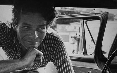 Portrait of Garry Winogrand (Judy Teller)