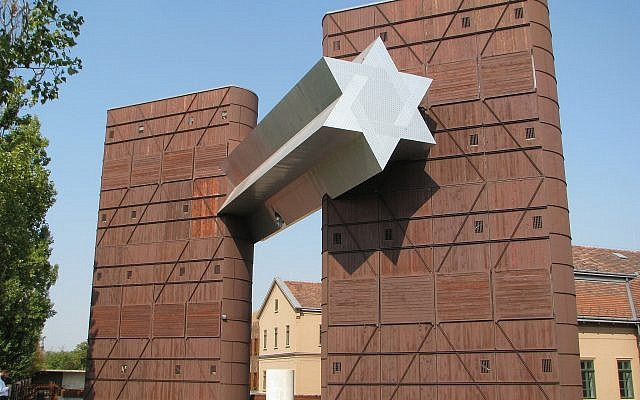 The House Of Fates Holocaust Museum And Education Center In Budapest