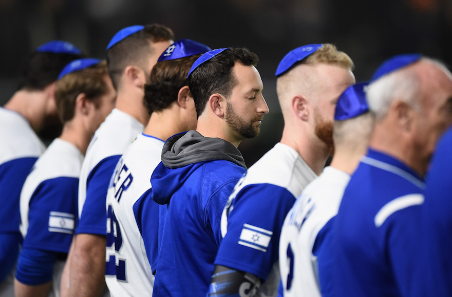 Us Baseball Players Get Israeli Citizenship In Boost To Olympic Team