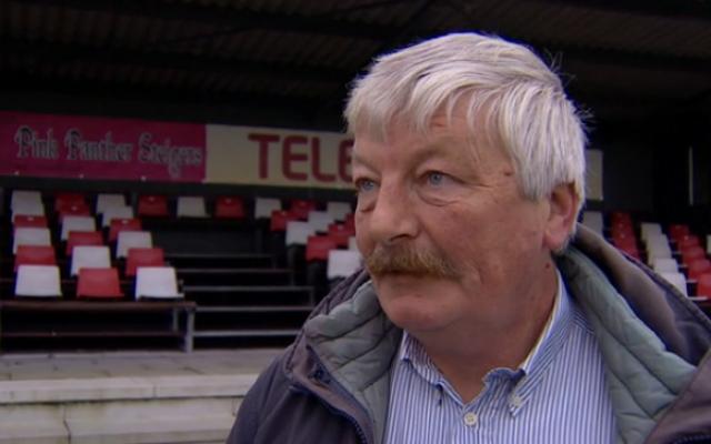 Dutch politician Rens Reijnierse (Omroep Zeeland screen capture)