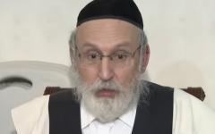 New York beating victim Leopold Schwartz. (YouTube screenshot)