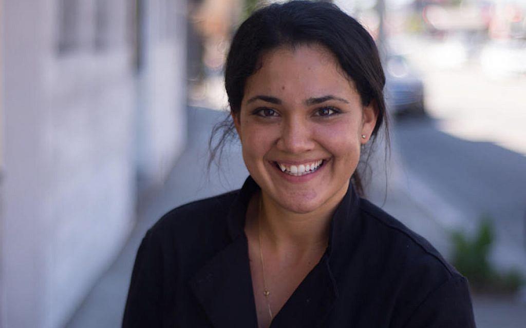 Deborah Benaim is creating a cookbook to showcase her family's food, which has influences from Morocco, Spain, Moldova and Venezuela. (Courtesy of Benaim/via JTA)