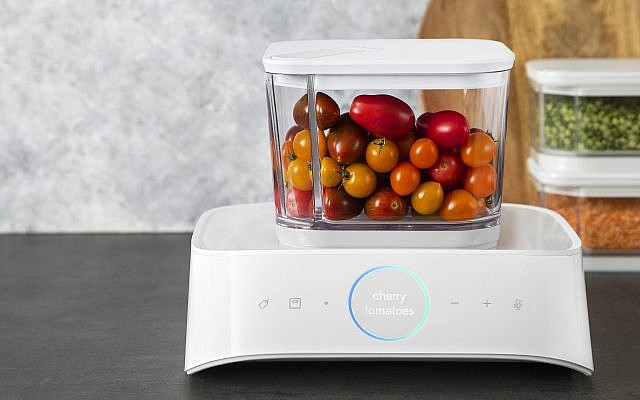 US-Israeli startup Silo has developed a vacuum technology to help keep food fresh for longer  (Courtesy)