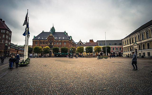 Historic center of Lund, Sweden, October 21, 2017 (RPBMedia/iStock by Getty)