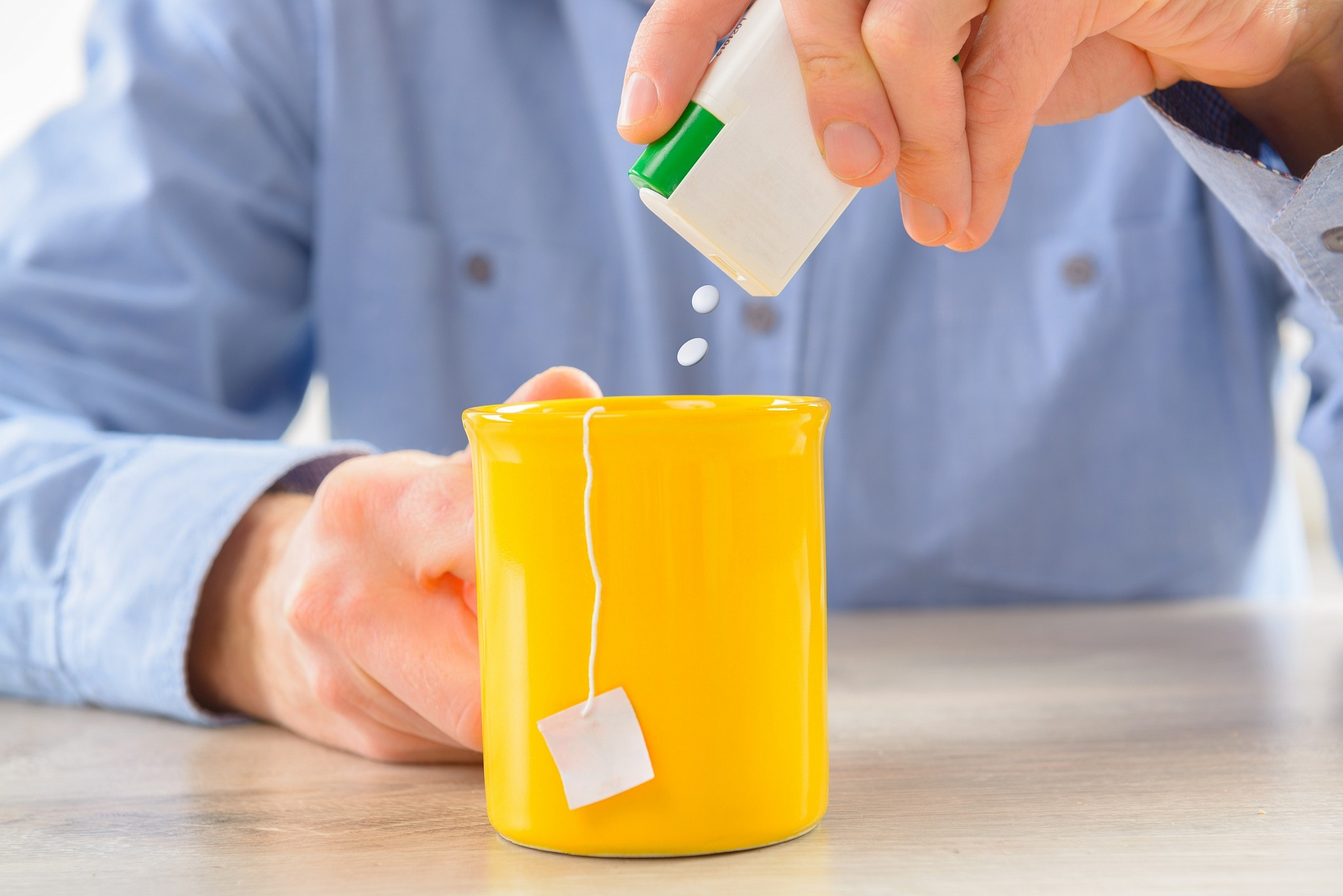 New health warning issued over 'toxic' sweeteners in diet drinks