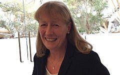 Former Labour MP and chair of Labour Friends of Israel,  Joan Ryan,  (ToI staff)