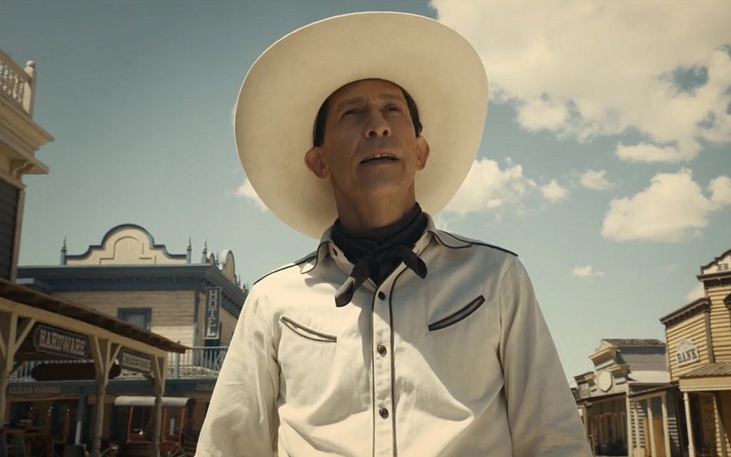 Coen Bros  draw guns and chuckles in six-part, existentialist