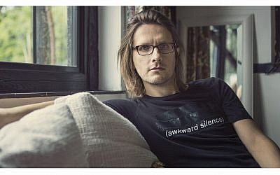 Musician Steven Wilson will perform in Tel Aviv's Charles Bronfman Auditorium on February 2, 2019 (Courtesy Shuki Weiss)