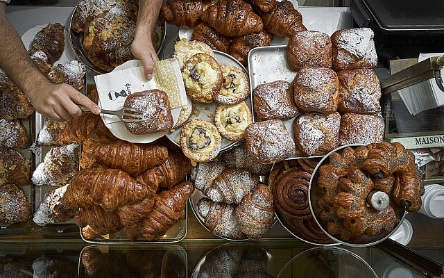 Cafe Kadosh, known for its baked goods, will host one of the opening events of Open Restaurants Jerusalem 2018 (Courtesy Antoly Michaelo)