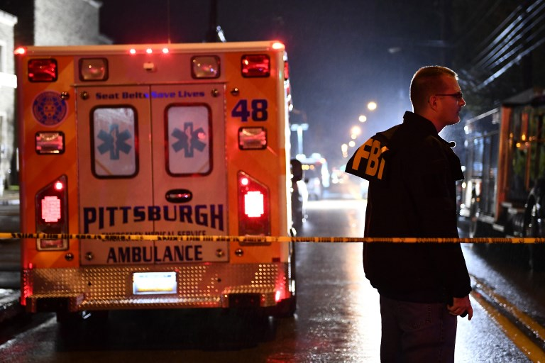 Jewish nurse who treated suspected synagogue shooter 'chose to show him empathy'