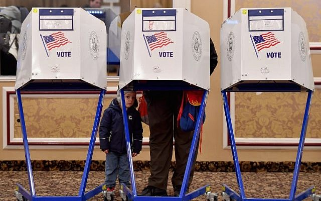 ELECTION NIGHT: Southwest States, All The Latest Results